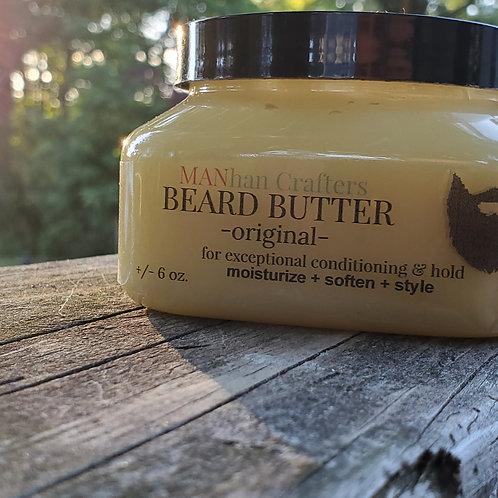 MANhan Crafters Beard Butter