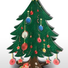 עץ לחג המולד