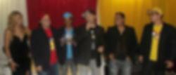 Banda Sobrinhos da Véia ganhou o Prêmio Arte show em 2013