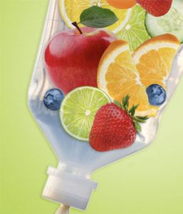 High or Moderate Dose Vitamin C Infusion