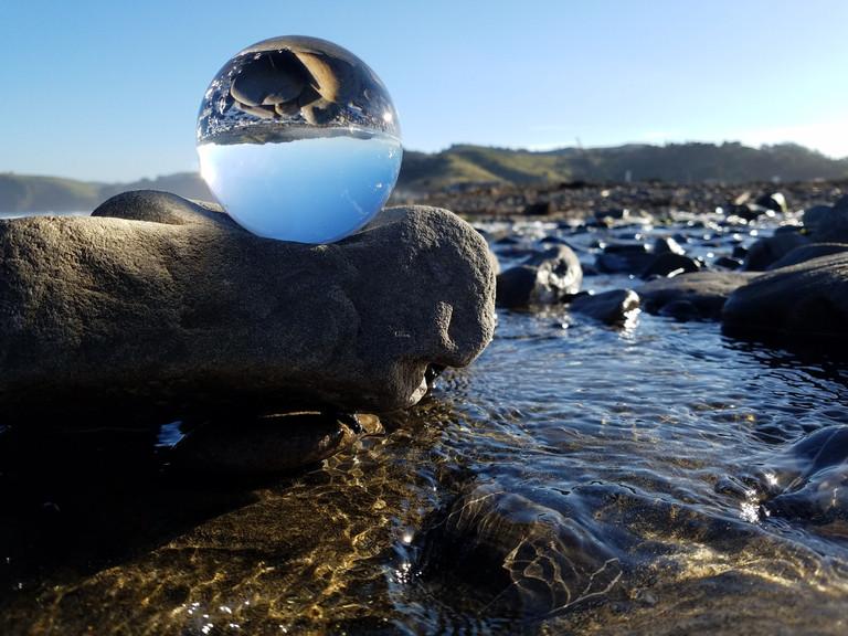 Creek Sphere