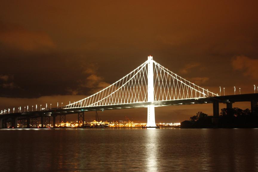 New Span Bay Bridge