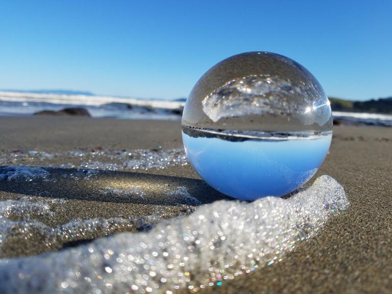 Seafoam Sphere