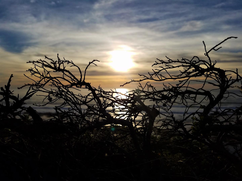 Moss Beach Sunset