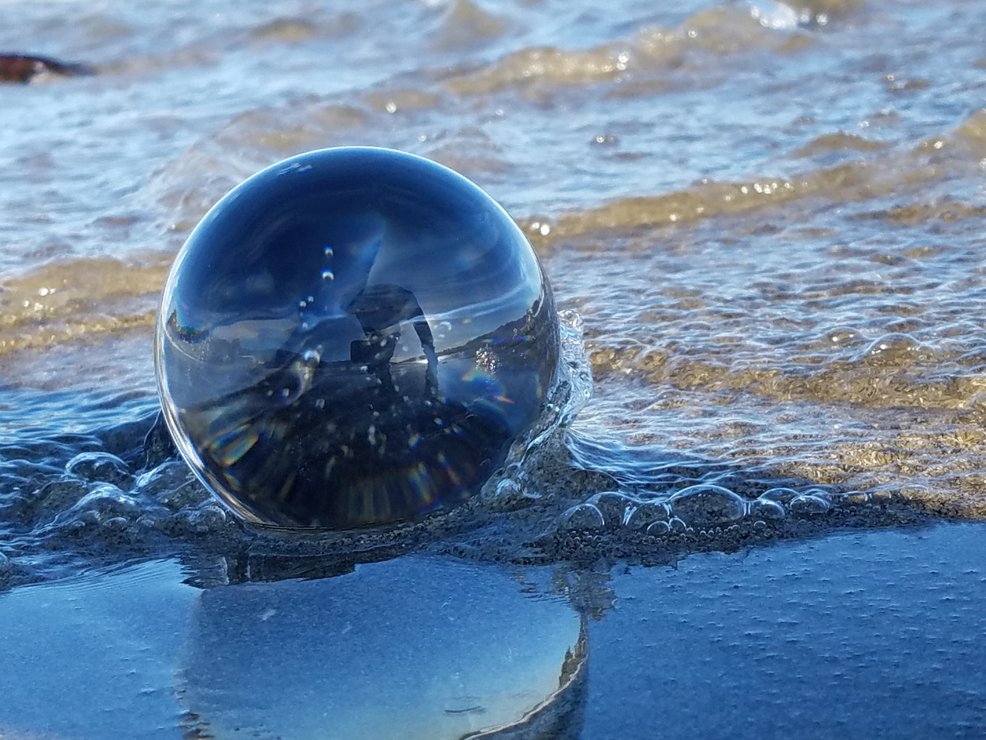 Beach Sphere