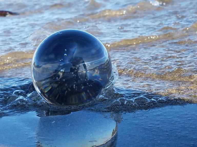 Beach Sphere