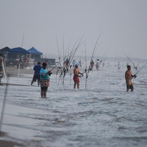 2nd Annual BCBL'S Leyendas Surf Fishing Tournament