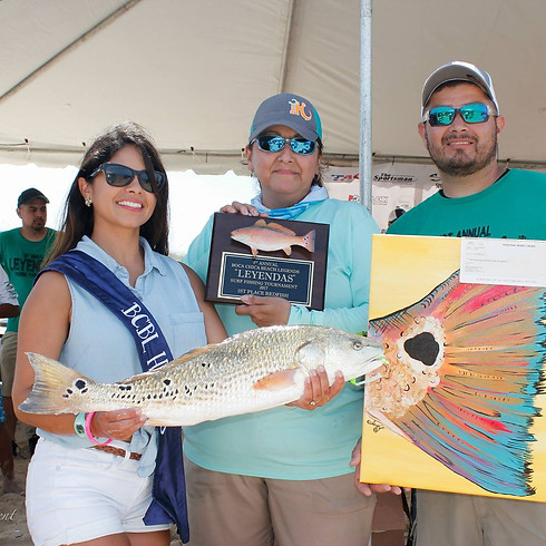 4th Annual BCBL'S Leyendas Surf Fishing Tournament Hosted by Alvey Reels