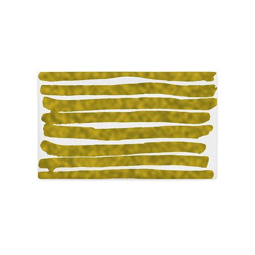 Gold Lines, Premium Pillow Case