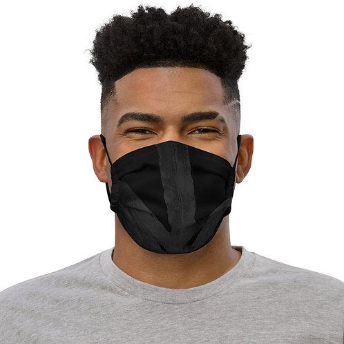 Fern Nightmare by ANoelleJay, Premium face mask