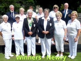 Newry win Joyce Kavanagh Cup