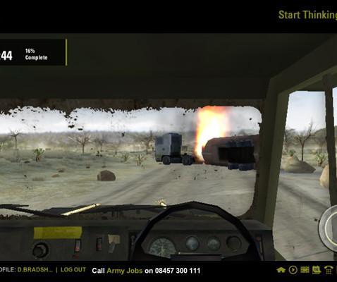 Battlefield Ambulance - Unity