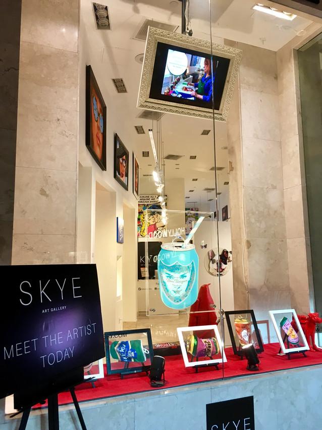Meet the Artist at Skye Art Gallery