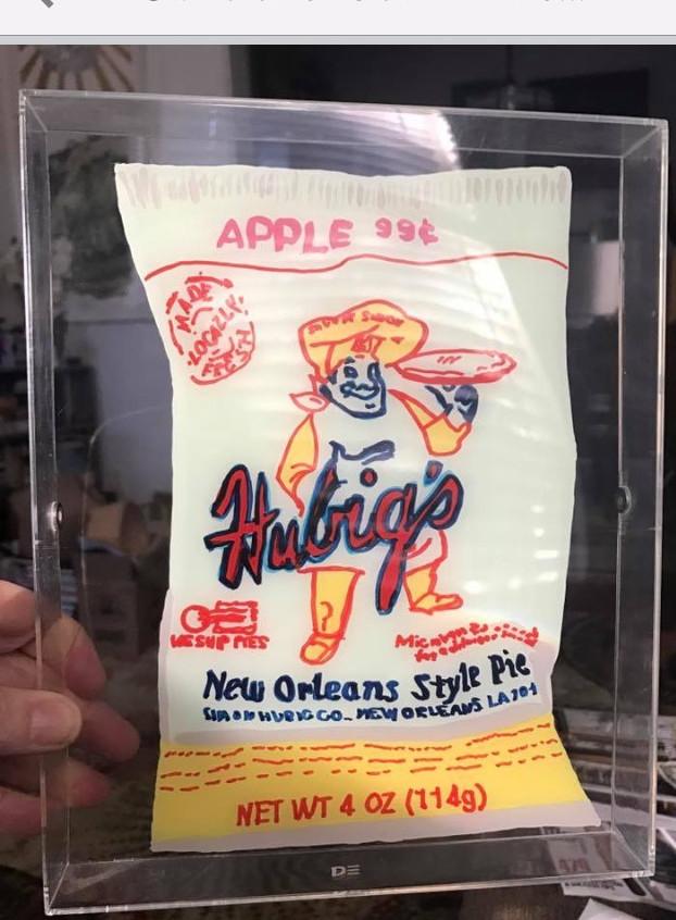 Hubig's Pie Apple