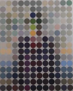 XO Magritte Mister Dot Man