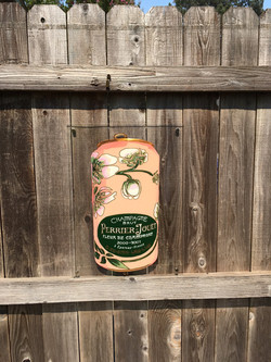 Perrier Jouet Rose Champagne Can