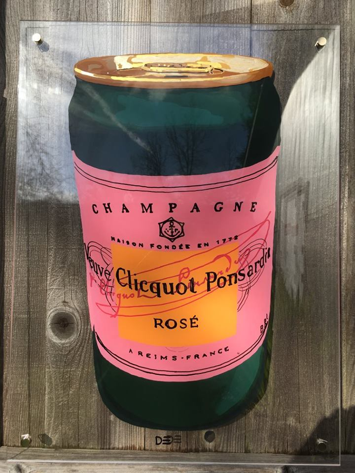 Rose Champagne End