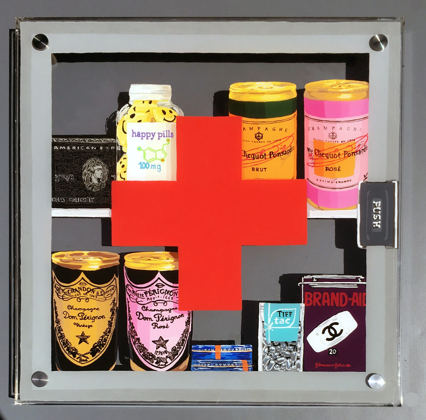 HOLLYS FIRST AID KIT