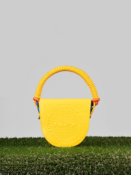Izabel Handbag - Yellow
