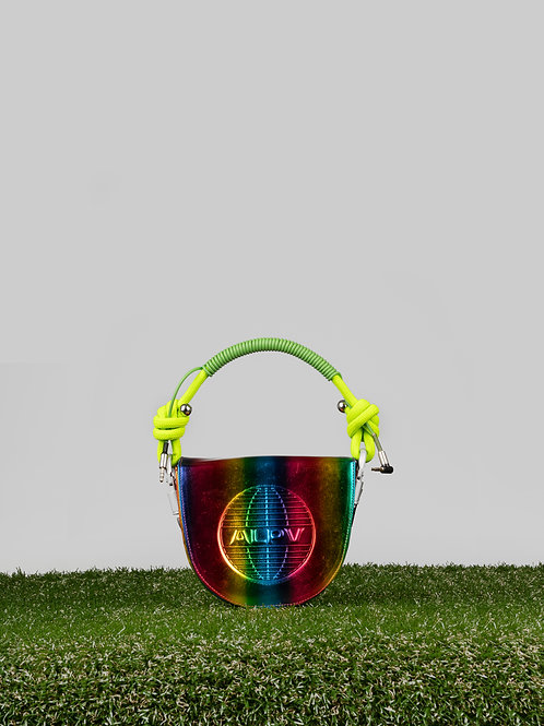 Lala Mini Handbag - Rainbow