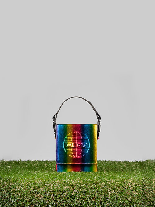 Super 2.0 Handbag - Metallic Rainbow