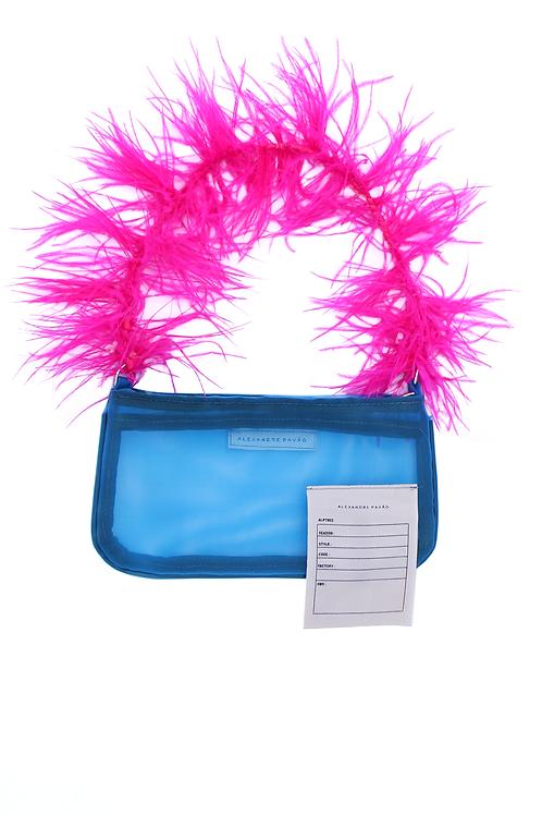 Baby Pink Posh Bag