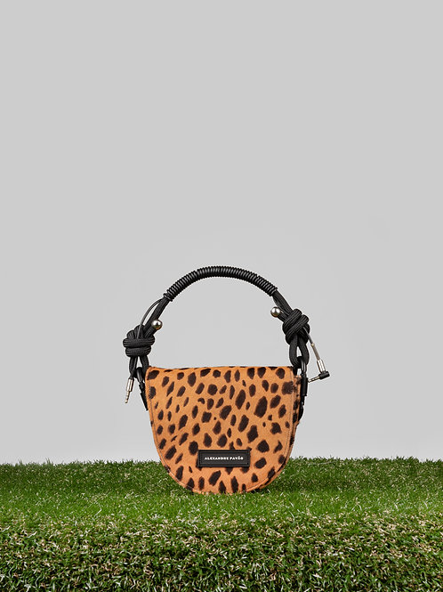 Lala Mini Handbag - Cheetah