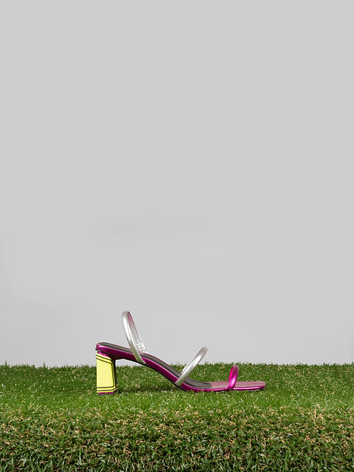 Mika Heels -Pink
