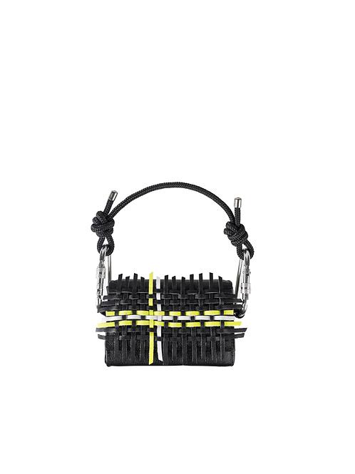 Braided Mini Handbag