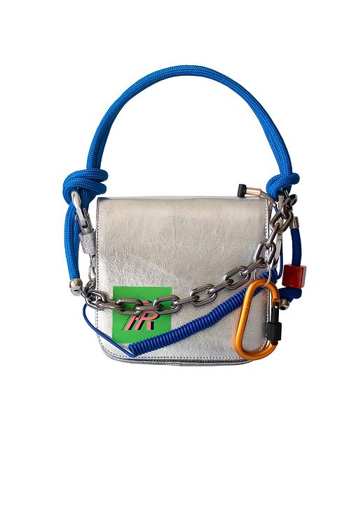 Silver Chain Handbag