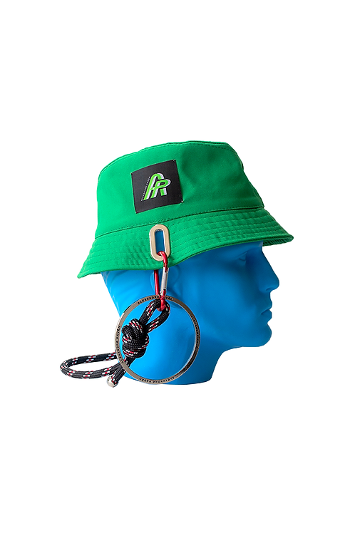 Green Bucket Hat