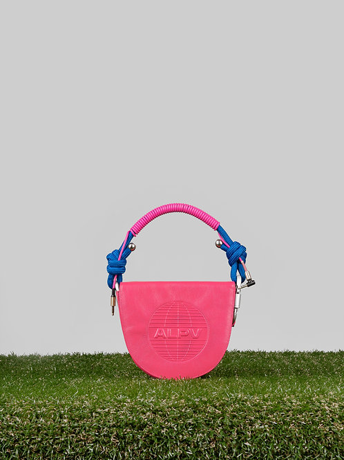 Lala Mini Handbag - Pink
