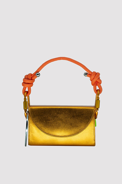 Super Orange - LOVE HANDBAG