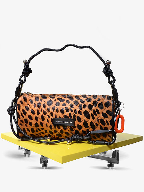 CINDY HANDBAG - CHEETAH