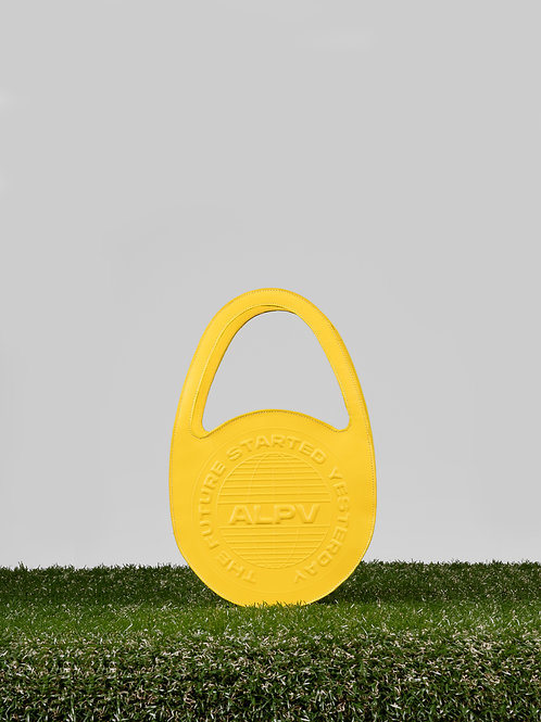 Brida Handbag - Yellow