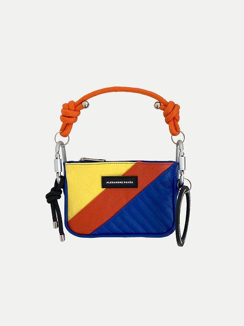 Love Handbag -Blue