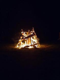 Full Moon Bonfire with live music jams