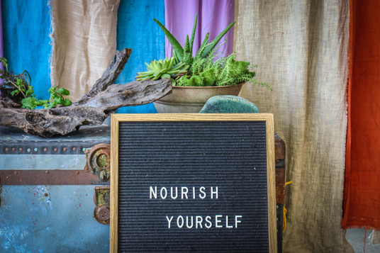 Nourish Yourself