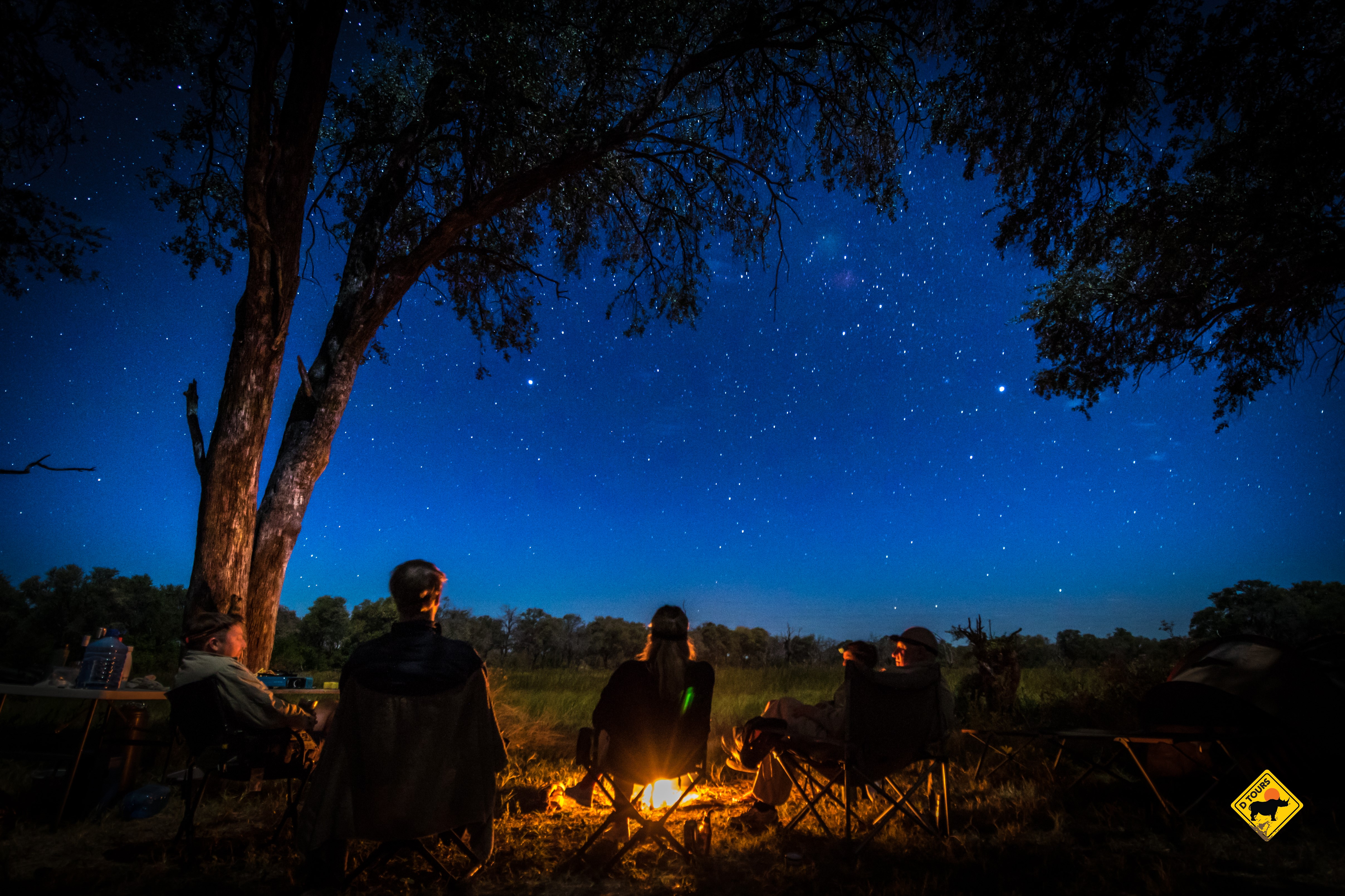 Campfire DTours 2018