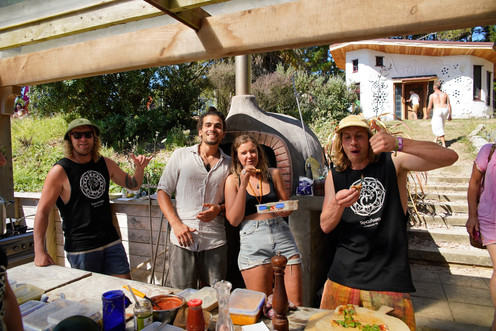 Woodfired Pizza Crew by Nat Van Halle