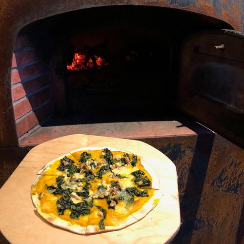 Woodfired PIzza Night