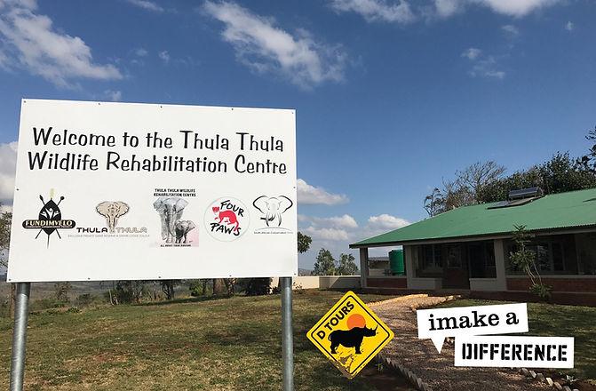 Thula Thula Wildlife Rehabilitation Centre