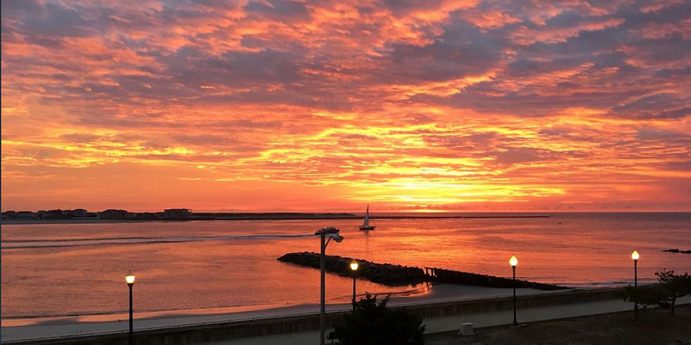 As the Sun Sets...East Coast
