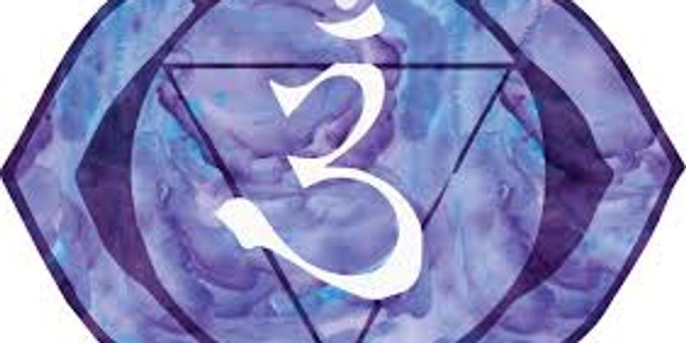 Third Eye Prayer and Meditation