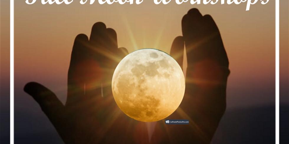 Full Moon Divination Workshop