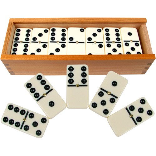 Sacred Numbers: Dominoes