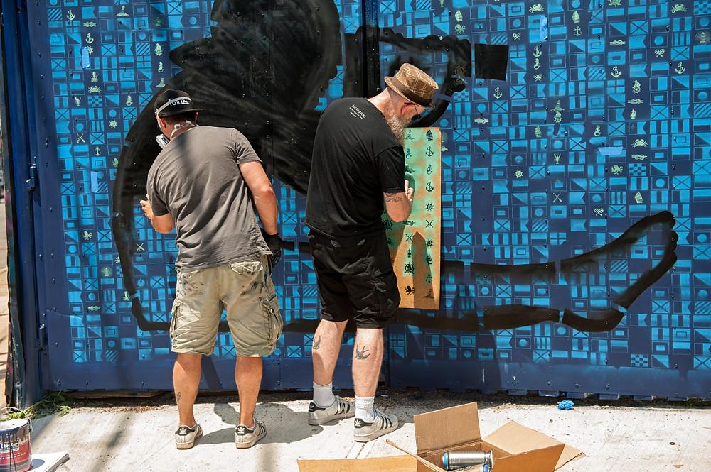 Joe Iurato and Logan Hicks 2016