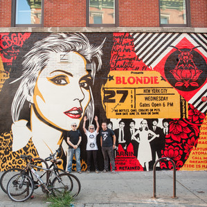 At the Corner of Blondie and Bowery
