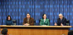 UNDRIP Appeal Press Conference 12 Dec. 2006
