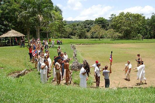 Taino Gathering in Puerto Rico in 2010
